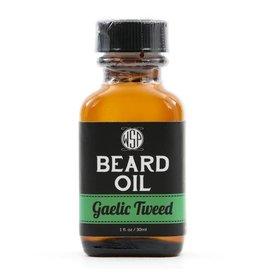 Wet Shaving Products Beard Oil 1 oz. | Gaelic Tweed