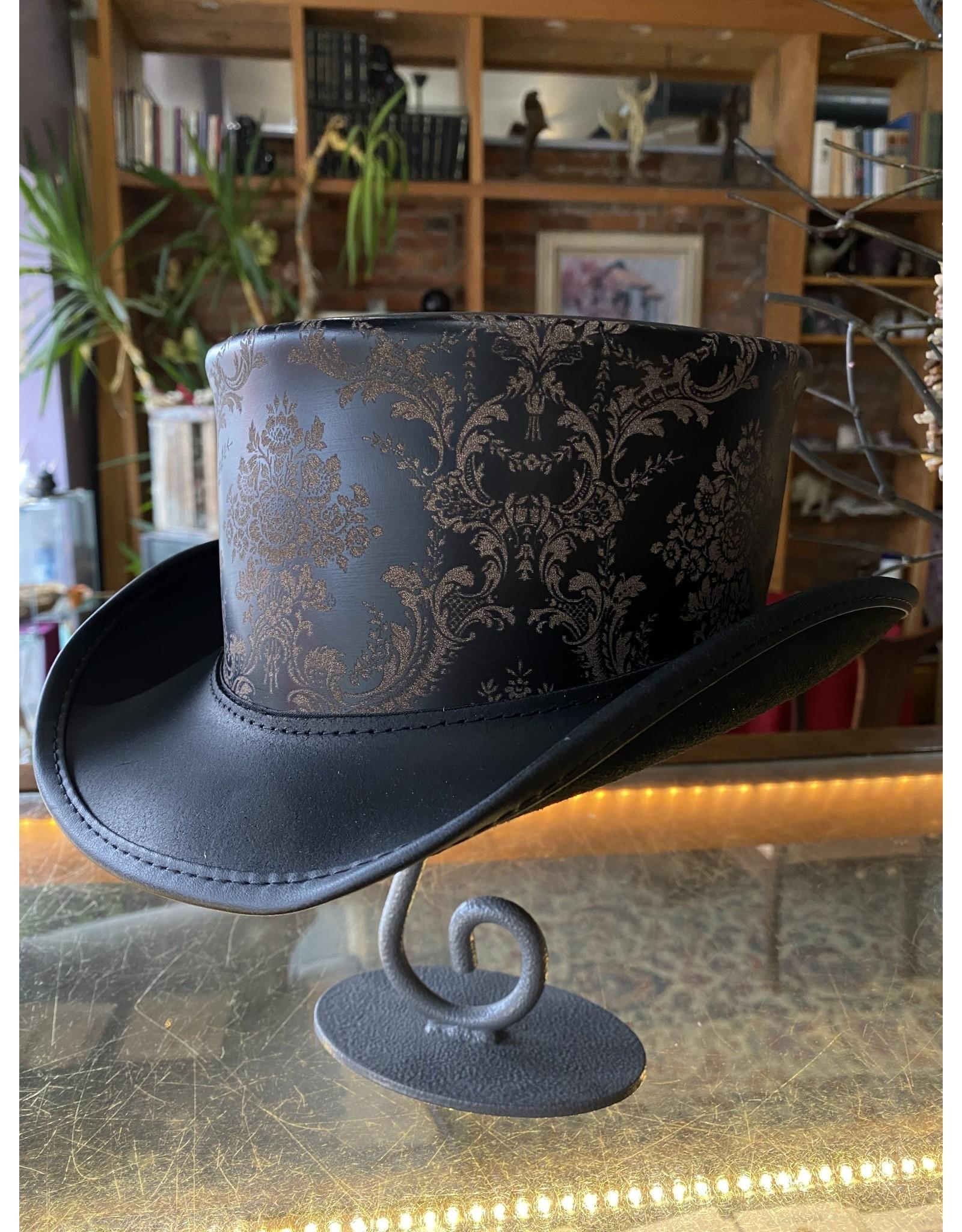 Parlor Hat - Black - MD
