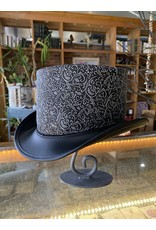 Gent Hat,  Silver - Large