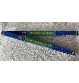 Hem Frankincense-Myrrh Incense