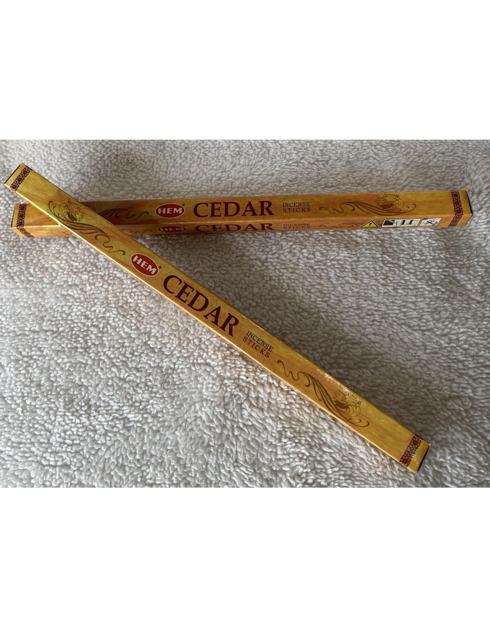 Hem Cedar Incense