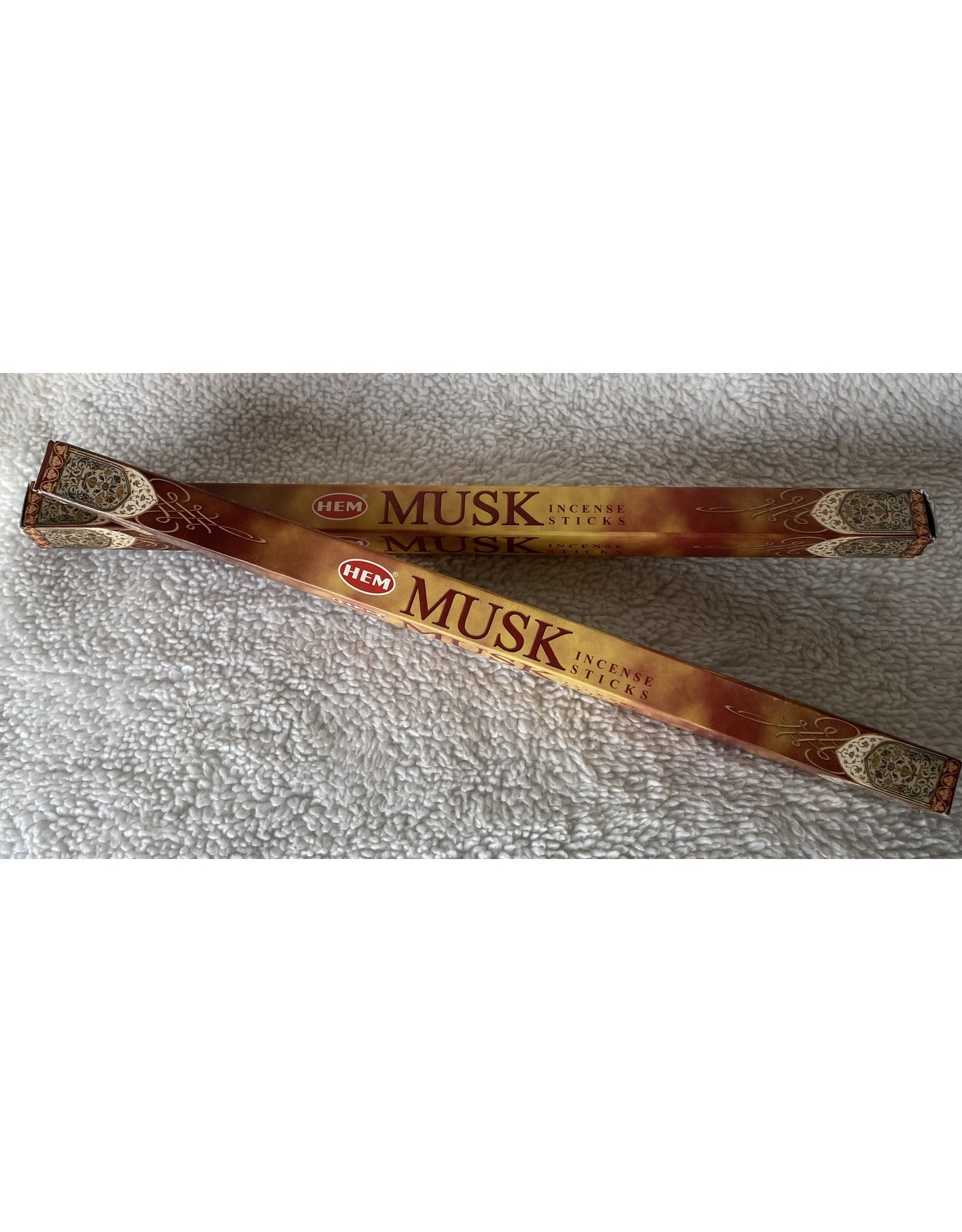 Hem Musk Incense