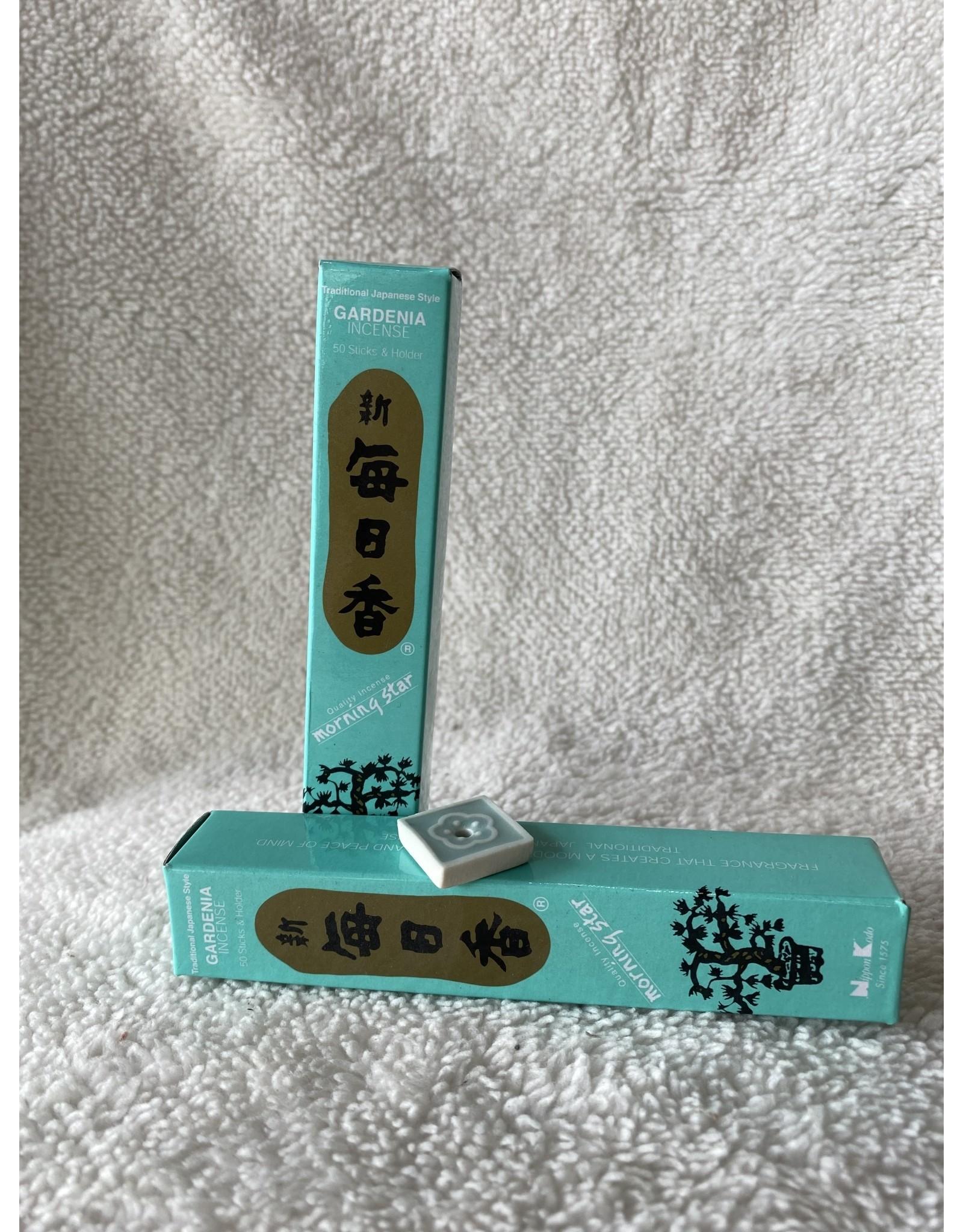 Morning Star Incense Sticks 50 ct. | Gardenia