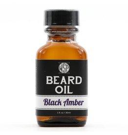 Wet Shaving Products Beard Oil 1 oz. | Black Amber