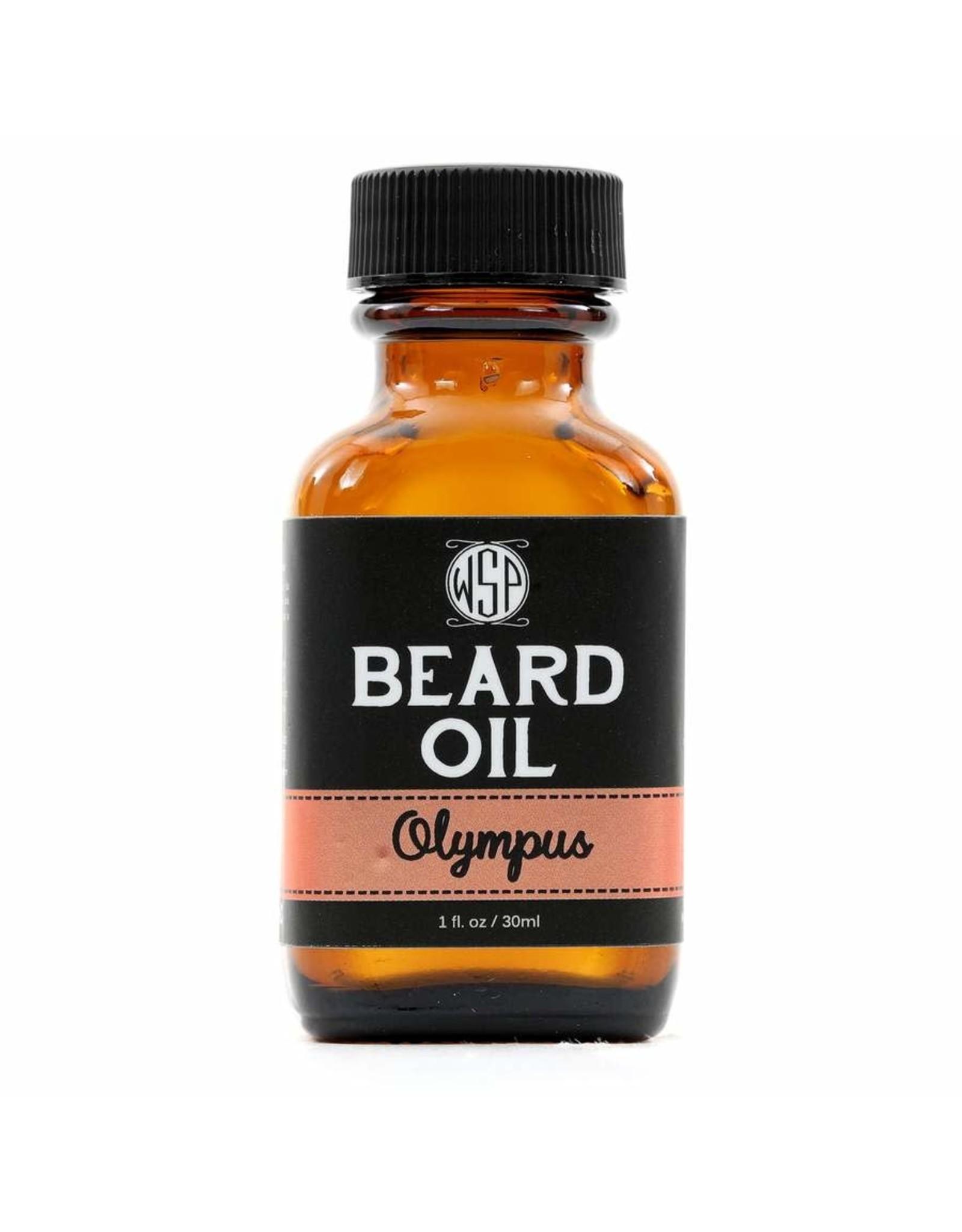 Wet Shaving Products Beard Oil 1 oz.   Olympus