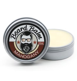 Wet Shaving Products Beard Balm 1 oz. | Mahogany