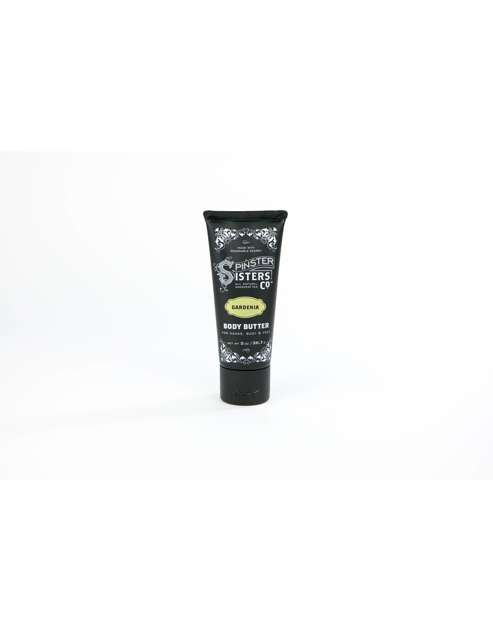 Spinster Sisters Co. Body Butter - Gardenia - 2 oz.