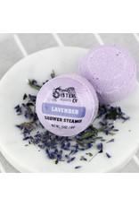 Spinster Sisters Co. Shower Steamer | Lavender