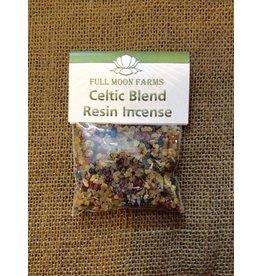 Full Moons Farms Resin Incense   Celtic Blend