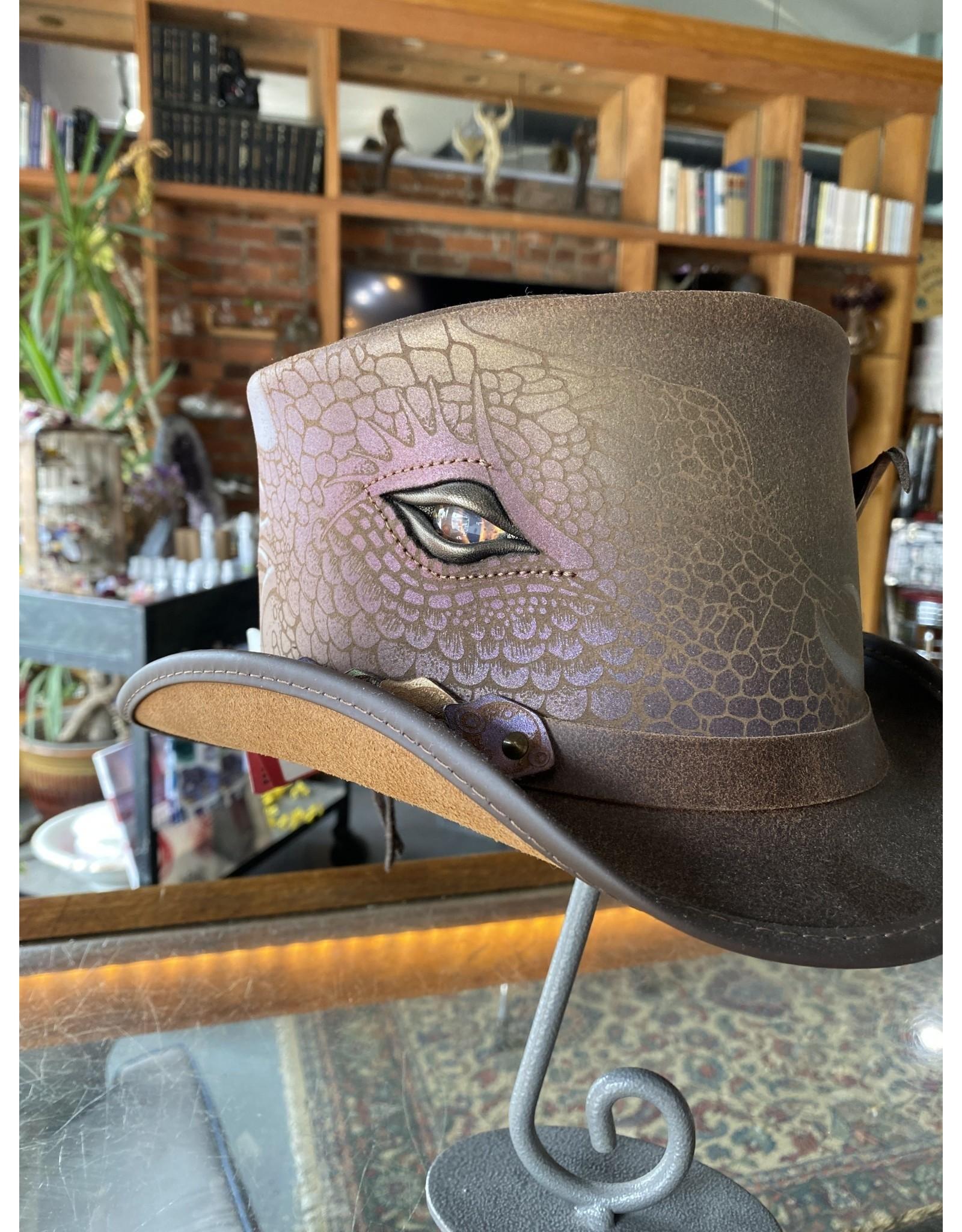 Draco Hat - Brown XL
