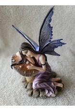 Fairyland Resting Mushroom Fairy