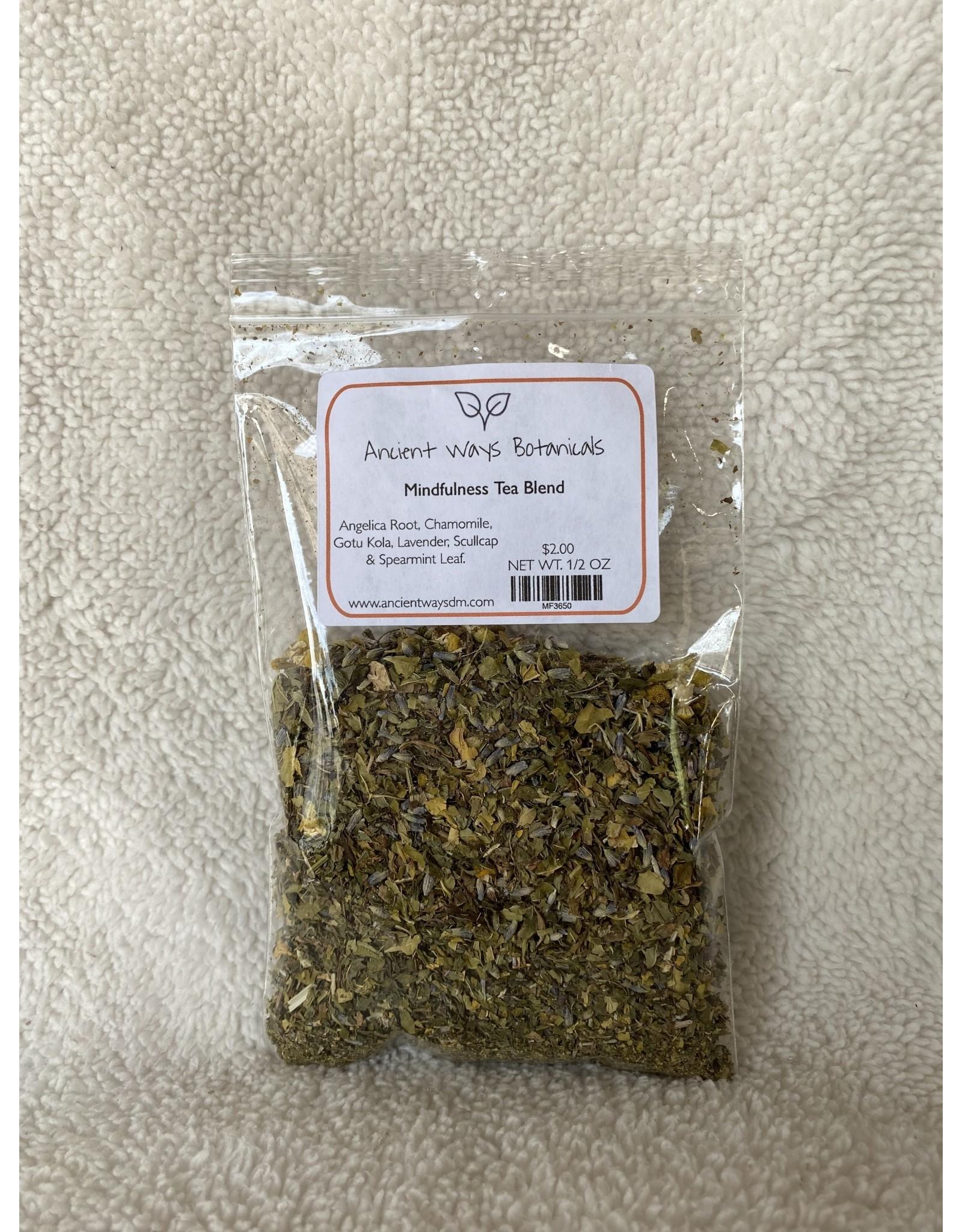 Mindfulness Tea Blend - 1/2 oz.