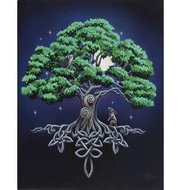 Lisa Parker Canvas Print   Tree of Life