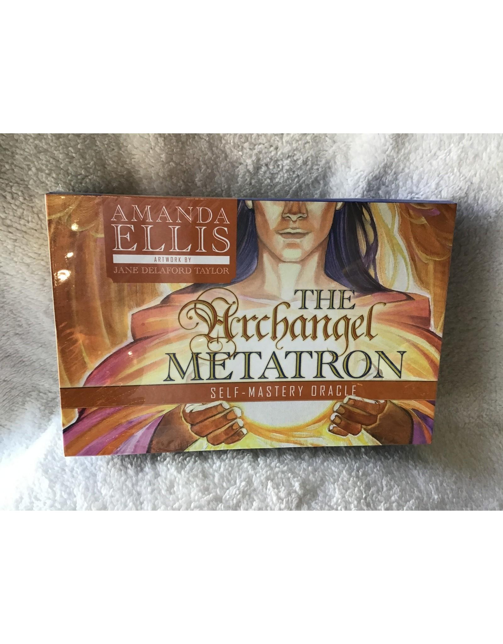 The Archangel Metatron Oracle