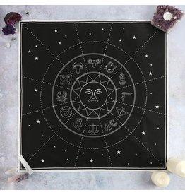 Star Sign Altar Cloth | Black