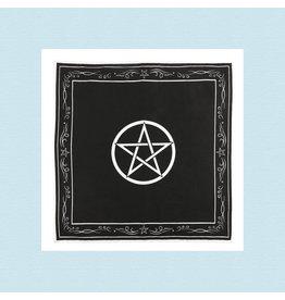 Pentagram Altar Cloth | Black
