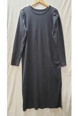 Jane Arpy Long Sleeve Dress | Charcoal