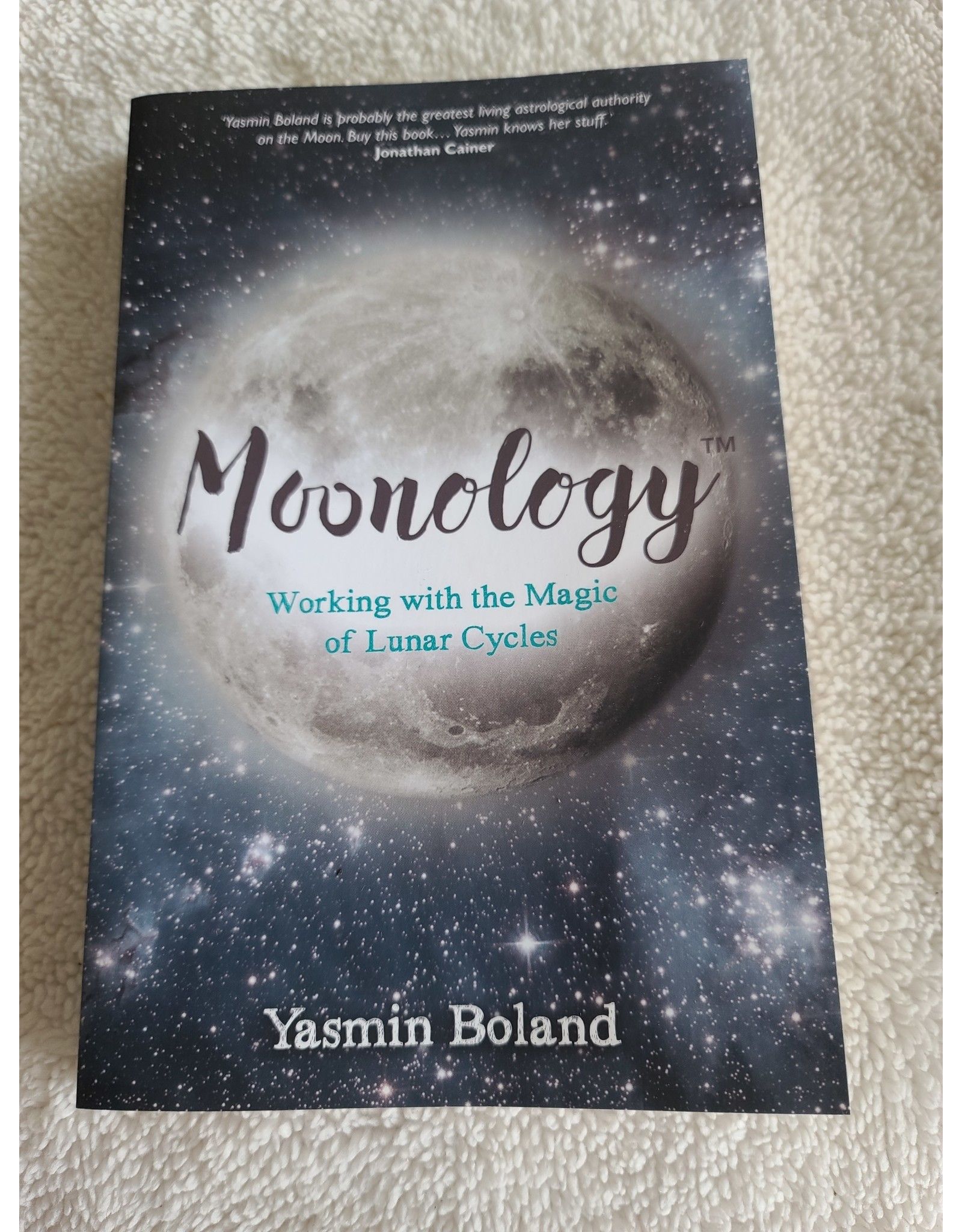 Moonology   Working with the Magic of Lunar Cycles