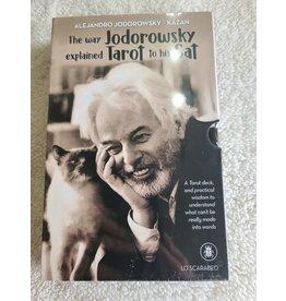 The Way Jodorowsky Explained Tarot to his Cat