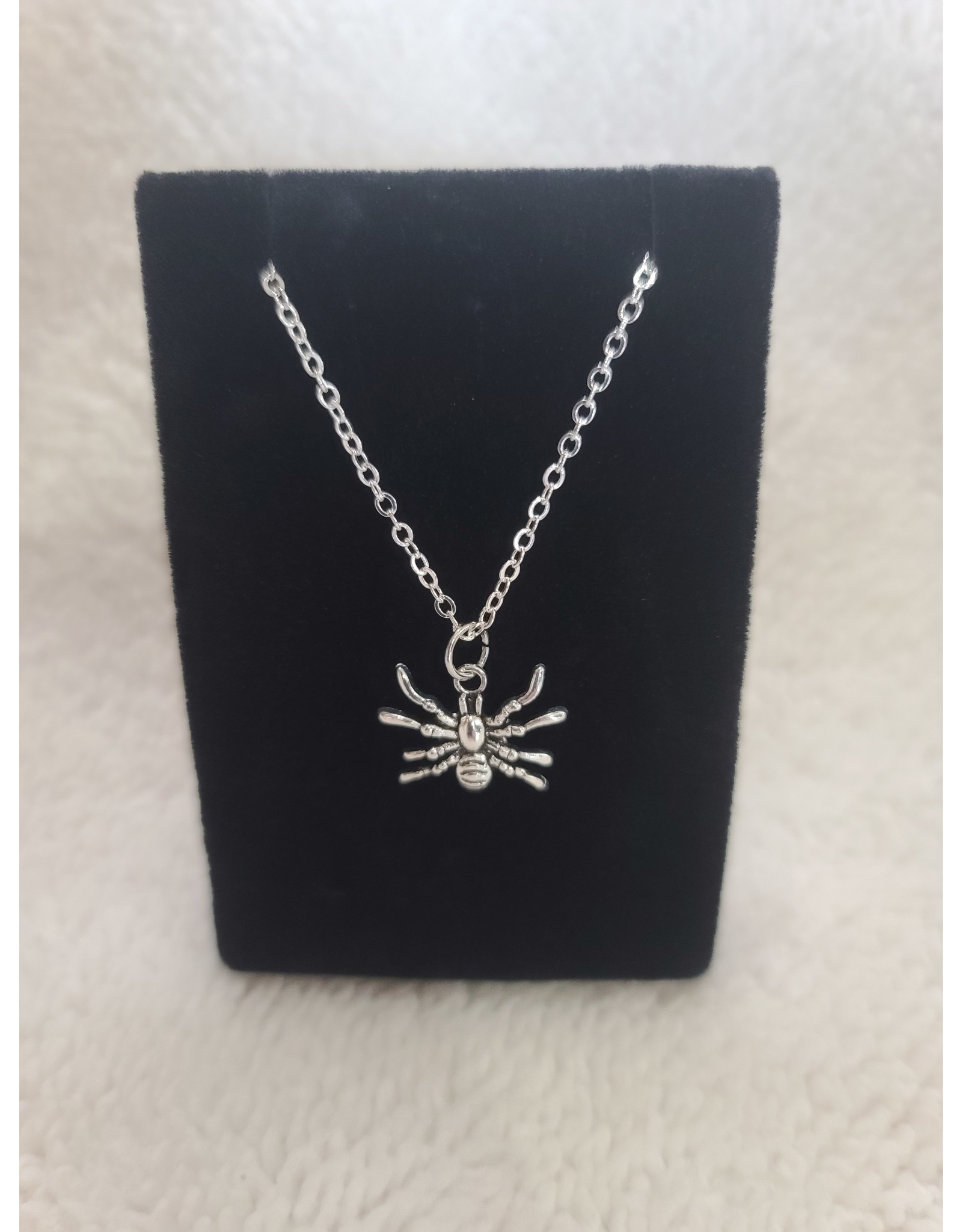 Angel Vaughan Spider Necklace