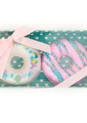 Donut Bath Bomb Set