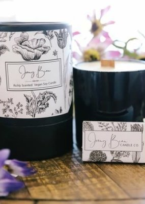 Jenny Bean Lily and Aloe Wood Wick Candle