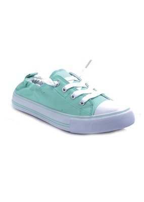 Miami Shoe Sporty Mint Stretch Sneaker
