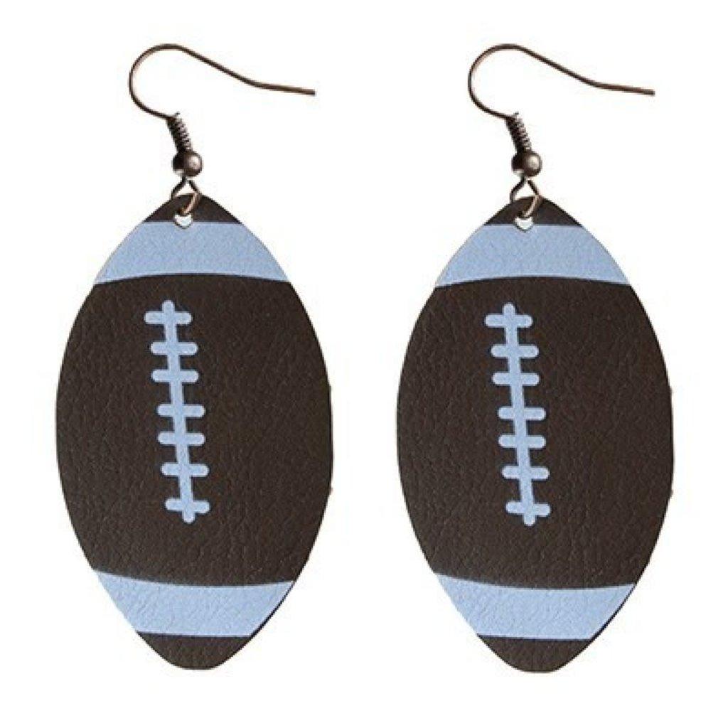 Your Fashion Wholesale Football Earrings
