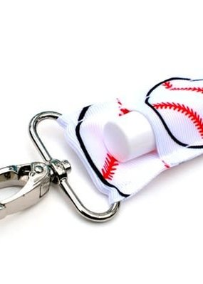 Gabriel Good Tidings Baseball LippyClip Lip Balm Holder