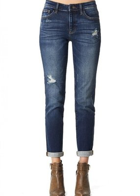 Judy Blues Judy Blue Straight Bootcut 1301