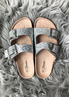 Forever Glitter Birkenstock Sandals
