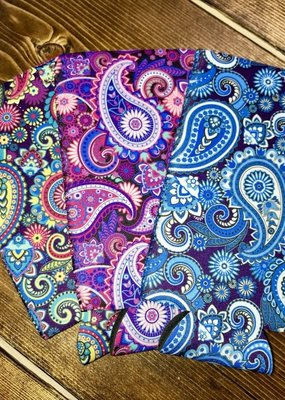 LTB Tall Bottle Paisley Coozie