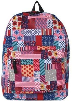PJEE  Handbags Patchwork Backpack