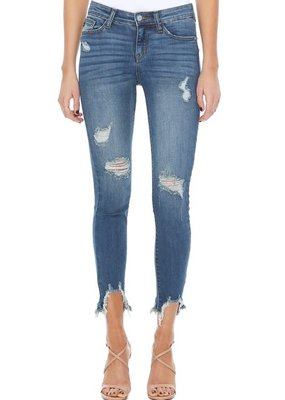 Judy Blue Judy Blue Shark Bite Skinnies