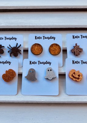 Kate Tuesday Jewelry Halloween Stud Earrings
