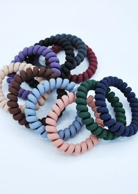 Miscellaneous Cord Hair Ties