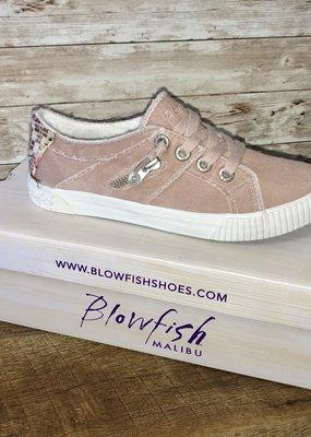 Blowfish Fruit Blowfish Sneaker in Dirty Pink
