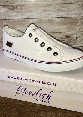Blowfish Play Blowfish Sneakers in White