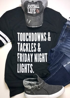 Live & Tell Friday Night Lights Graphic Tee