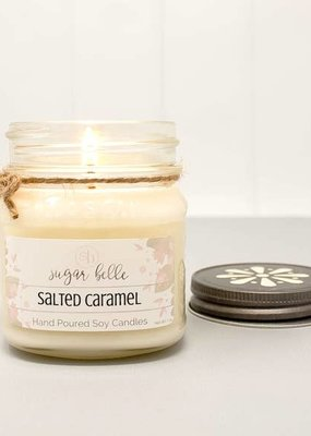Sugar Belle Candles Salted Caramel Candle - 7 oz.