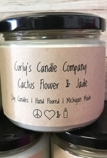 Curly's Candle Company Curly's Soy Candles