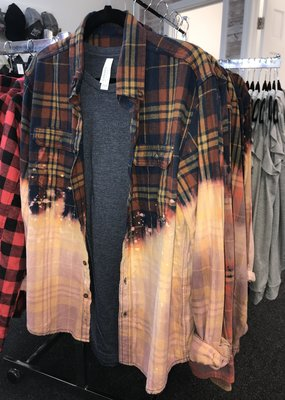 """Artifacts """"September"""" Bleached Flannel"""