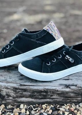 Blowfish Fruit Black Canvas Blowfish Shoes
