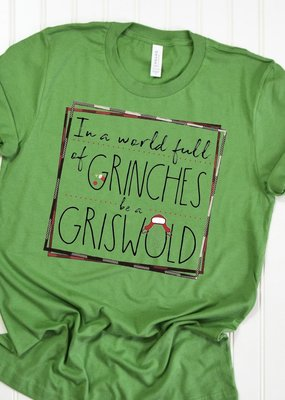 Exclusive Threads In A World Full of Grinches be a Griswold