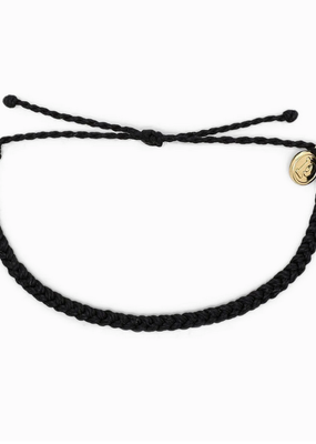 Mini Braided Bracelet - Black