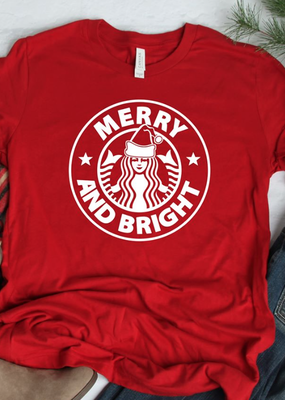 LTB Merry & Bright Tee