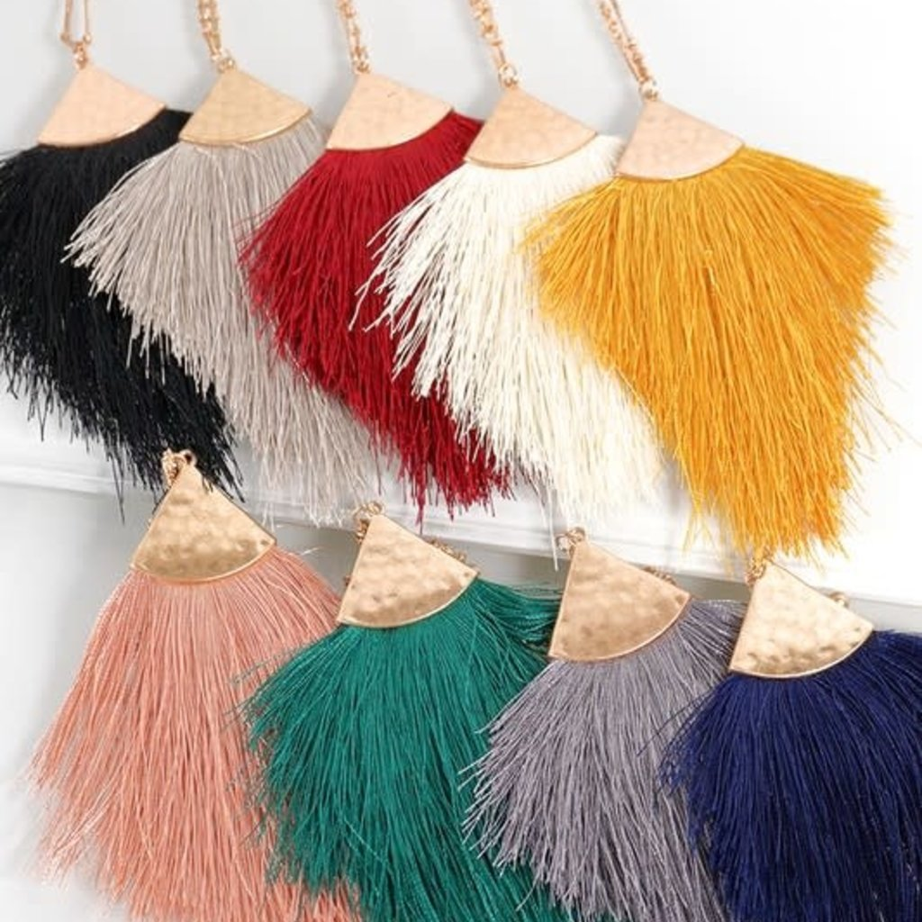 LTB Tassel Necklace