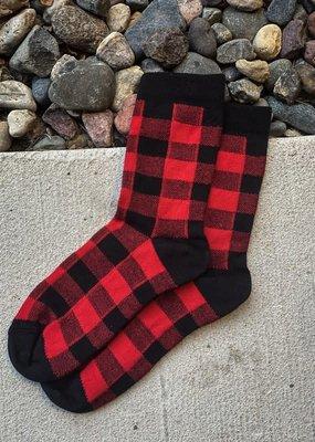 LTB Buffalo Crew Socks