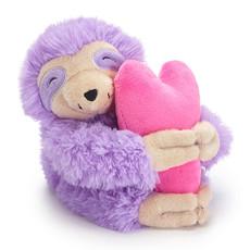 "Burton and Burton Mini Purple ""Be Mine"" Sloth"