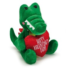 Valentine Alligator Plush